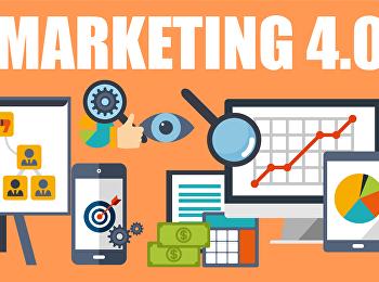 สรุปการตลาด 4.0 (Marketing 4.0) : ทฤษฎีที่เราเคยเรียนมันเปลี่ยนไปแล้ว!!